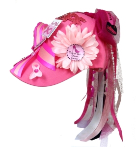 Breast Cancer Awareness Cap