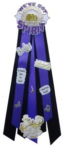 choir spirit badge