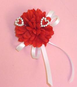 Valentine Corsage