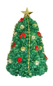 megaphone christmas tree copy