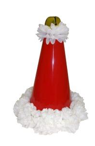 megaphone santa hat copy